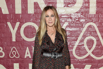 Sarah Jessica Parker Airbnb's New York City Experiences Launch Event