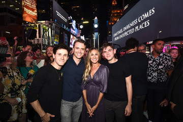 Sarah Jessica Parker 'Harry Potter And The Cursed Child' Times Square Takeover