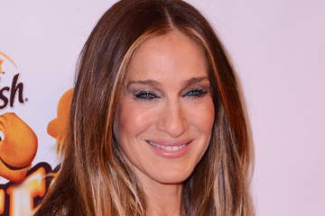 Sarah Jessica Parker Backstage at Z100's Jingle Ball