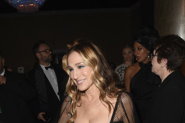 Sarah Jessica Parker 75th Annual Golden Globe Awards - Press Room
