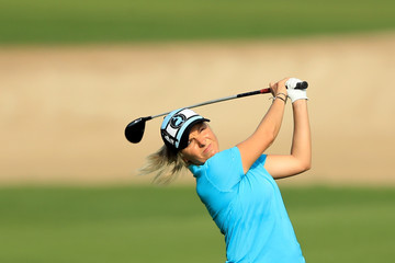 Sarah Kemp Omega Dubai Ladies Masters - Day Two