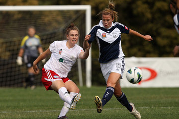 Sarah Mclaughlin W-League Rd 11 - Melbourne v Adelaide