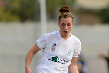 Sarah Mclaughlin W-League Rd 10 - Brisbane v Adelaide