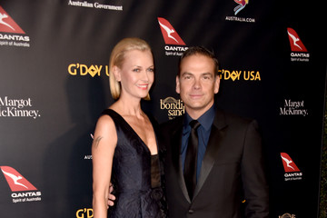 Sarah Murdoch 16th Annual G'Day USA Los Angeles Gala - Arrivals