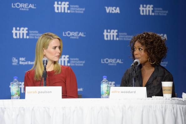 "12 Days A Slave"" Press Conference - 2013 Toronto International Film"