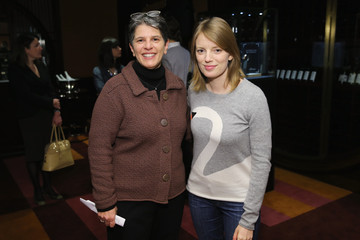 Sarah Polley Arrivals at the Film Society Luncheon
