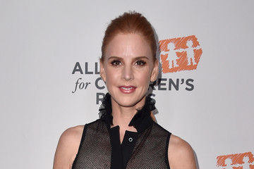 Sarah Rafferty The Alliance For Children's Rights 26th Annual Dinner - Arrivals