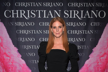 Sarah Rafferty Christian Siriano Celebrates the Launch of His New Book 'Dresses to Dream About' in Los Angeles