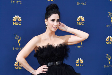 Sarah Silverman 70th Emmy Awards - Arrivals