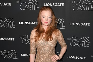 "Sarah Snook ""The Glass Castle"" New York Screening"