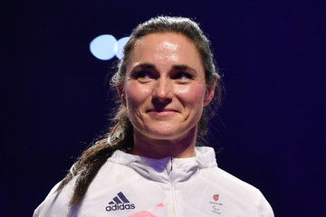Sarah Storey The National Lottery's ParalympicsGB Homecoming At The SSE Arena Wembley