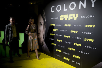 Sarah Wayne Callies 'Colony' TV Series Season 1 - Madrid Premiere