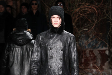 Sasha John Varvatos Fall/Winter 2018 Runway Show
