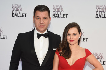 Sasha Cohen New York City Ballet 2016 Fall Gala