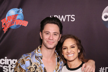 Sasha Farber 'Dancing With The Stars' Season 27 Cast Reveal Red Carpet At Planet Hollywood Times Square