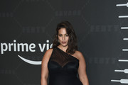 Ashley Graham attends Savage X Fenty Show Presented By Amazon Prime Video - Arrivals at Barclays Center on September 10, 2019 in Brooklyn, New York.