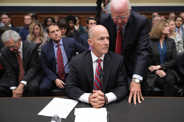 Saxby Chambliss Former CEO Equifax Richard Smith Testifies to Senate Subcommittee on Company's Massive Data Breach