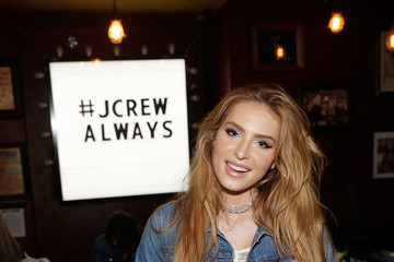 Saxon Sharbino Rock & Reilly's Daytime Lounge Presented by J.Crew, NYLON and Roku - Day 3