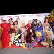 Scarlet Envy Paramount+ & RuPaul's Drag Race All Stars Cast Celebrate The S6 Premiere At Drive n' Drag In New York City