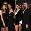 Scarlet Rose Stallone Hollywood Foreign Press Association and InStyle Celebrate the 75th Anniversary of the Golden Globe Awards - Arrivals