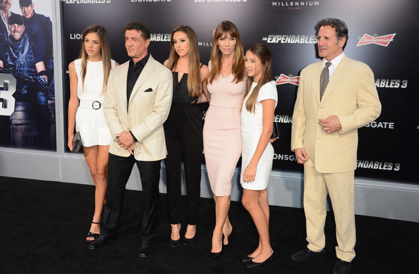 'The Expendables 3' Premieres in Hollywood