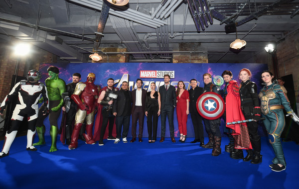 Marvel Studios' 'Avengers: Endgame' UK Fan Event