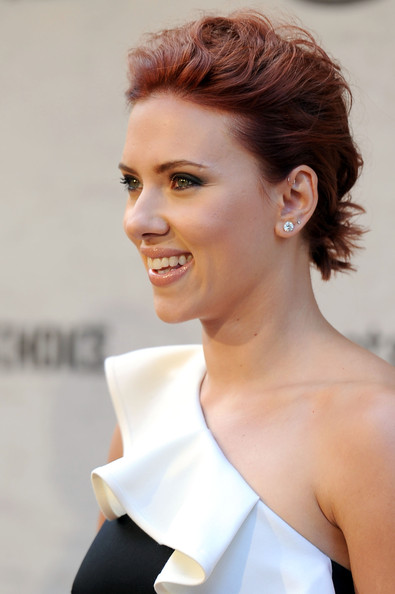 "Scarlett Johansson Actress Scarlett Johansson arrives at Spike TV's 5th annual 2011 ""Guys Choice"" Awards at Sony Pictures Studios on June 4, 2011 in Culver City, California."