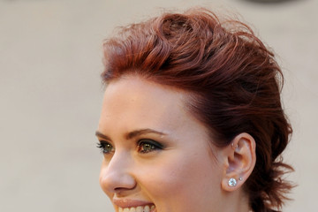 "Scarlett Johansson Spike TV's 5th Annual 2011 ""Guys Choice"" Awards - Arrivals"