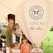 Scarlett May Stuber The Honest Company and the GREAT. Celebrate the GREAT Adventure in East Hampton, NY