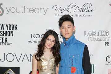 Scarlett Song Alden Song The Society Fashion Week / House Of Barretti Official After Party Hosted By Toddlers & Tiaras Star And Fashion Designer Isabella Barrett
