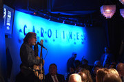 Jackson Browne performs on stage during Scleroderma Research Foundation's Cool Comedy - Hot Cuisine New York 2018 at Caroline's on Broadway on December 11, 2018 in New York City.