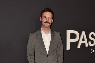 Scoot McNairy Prada Presents 'Past Forward' by David O. Russell Los Angeles Premiere - Arrivals