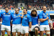 Sergio Parisse and Salvatore Perugini Photos Photo