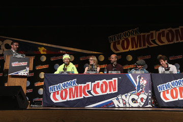 Scott Adsit Adult Swim Press Hours, Signings and Panels at New York Comic Con - Friday October 9, 2015