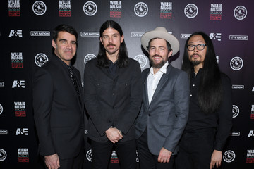 Scott Avett 'Willie: Life And Songs Of An American Outlaw' - Red Carpet
