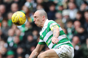 Scott Brown Celtic v Rangers - Ladbrokes Scottish Premiership
