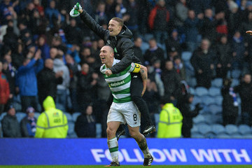 Scott Brown Rangers v Celtic - Ladbrokes Scottish Premiership