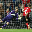 Scott Carson Manchester United v Derby County - Carabao Cup Third Round