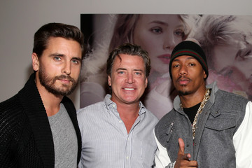 Scott Disick Wildfox Flagship Store Launch Party