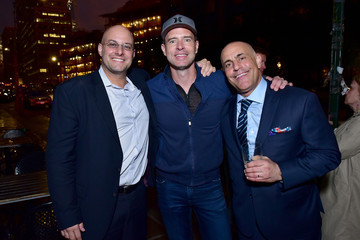 Scott Foley ICM Partners Upfronts Party 2018