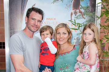 "Scott Foley Premiere Of Warner Bros. Pictures And IMAX Entertainment's ""Island Of Lemurs: Madagascar"" - Arrivals"