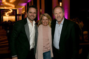"""Charles Esten, Patty Hanson and Rudy Gatlin attend the second annual """"An Evening Of Scott Hamilton & Friends"""" hosted by Scott Hamilton to benefit The Scott Hamilton CARES Foundation on November 19, 2017 in Nashville, Tennessee."""
