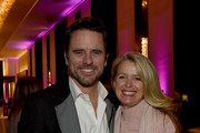 """Charles Esten and Patty Hanson attend the second annual """"An Evening Of Scott Hamilton & Friends"""" hosted by Scott Hamilton to benefit The Scott Hamilton CARES Foundation on November 19, 2017 in Nashville, Tennessee."""