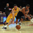 Scott Machado Utah Jazz v Los Angeles Lakers