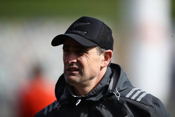 Scott Mc Leod All Blacks Captains Run