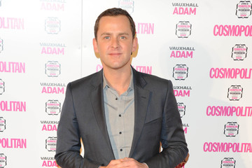 Scott Mills Arrivals at the Cosmopolitan Ultimate Womenof the Year Awards