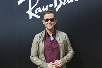 Scott Mills Ray-Ban Rooms at 'Barclaycard Presents: British Summer Time in Hyde Park'