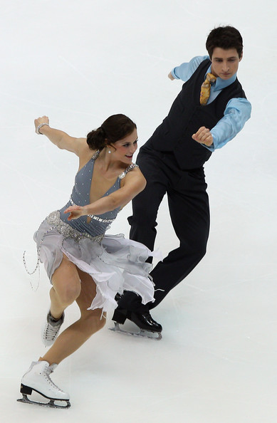 ice dancers virtue moir dating Canadians tessa virtue and scott moir are the ice dance gold medalists from the 2010 olympics they won two silver medals in 2014, from the ice dance competition and the inaugural team event.