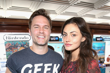 Scott Porter The Nintendo Lounge on the TV Guide Magazine Yacht at Comic-Con International 2015