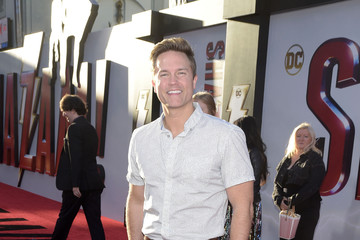 Scott Porter Warner Bros. Pictures And New Line Cinema's World Premiere Of 'SHAZAM!' - Arrivals